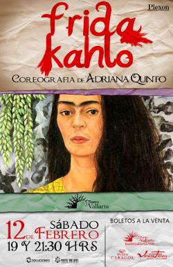 Frida Kahlo de Adriana Quinto